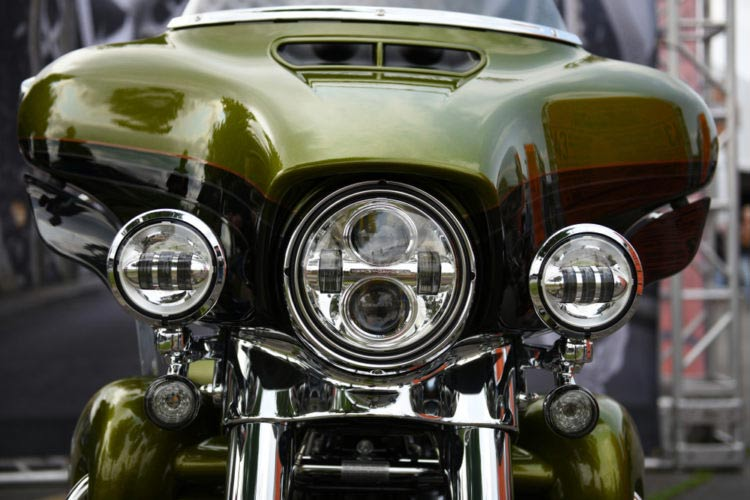 Best LED Headlight For Harley Davidson