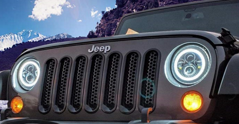 Best LED Headlights For Jeep Wrangler